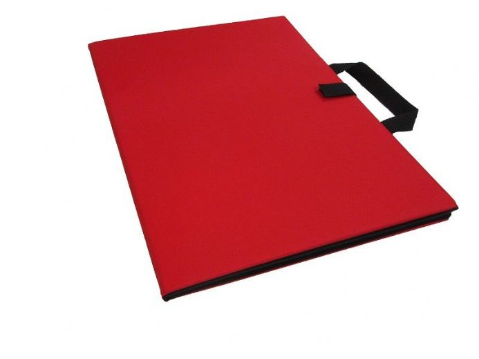 A3 Communication / Choice Folder - Red